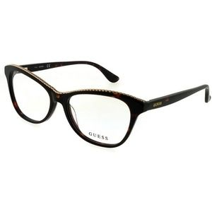 Guess GU2624-052-55 Cat Eye Women's Eyeglasses